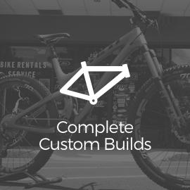 Custom Builds - Homepage