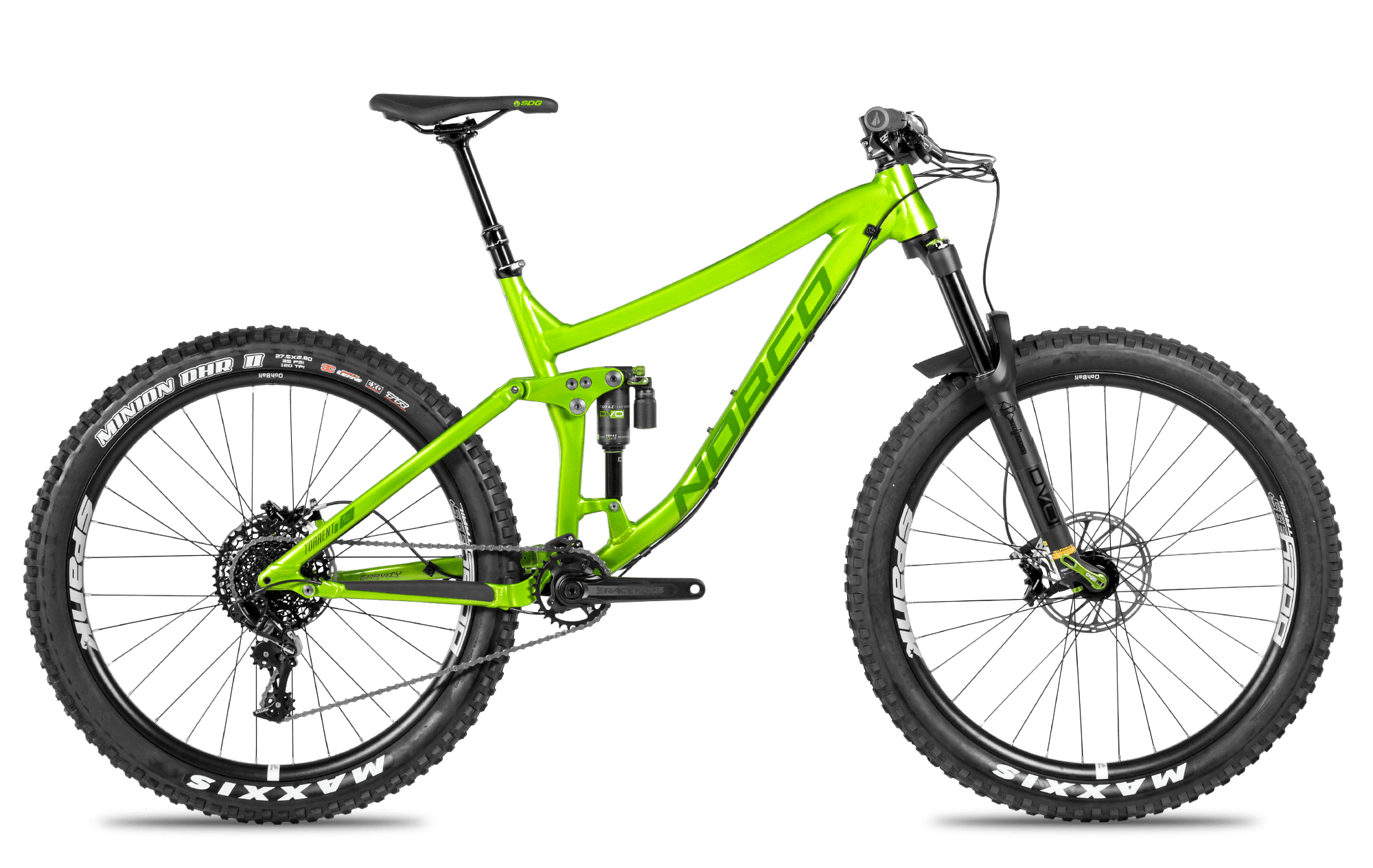 NORCO Torrent 7 FS+A7.1