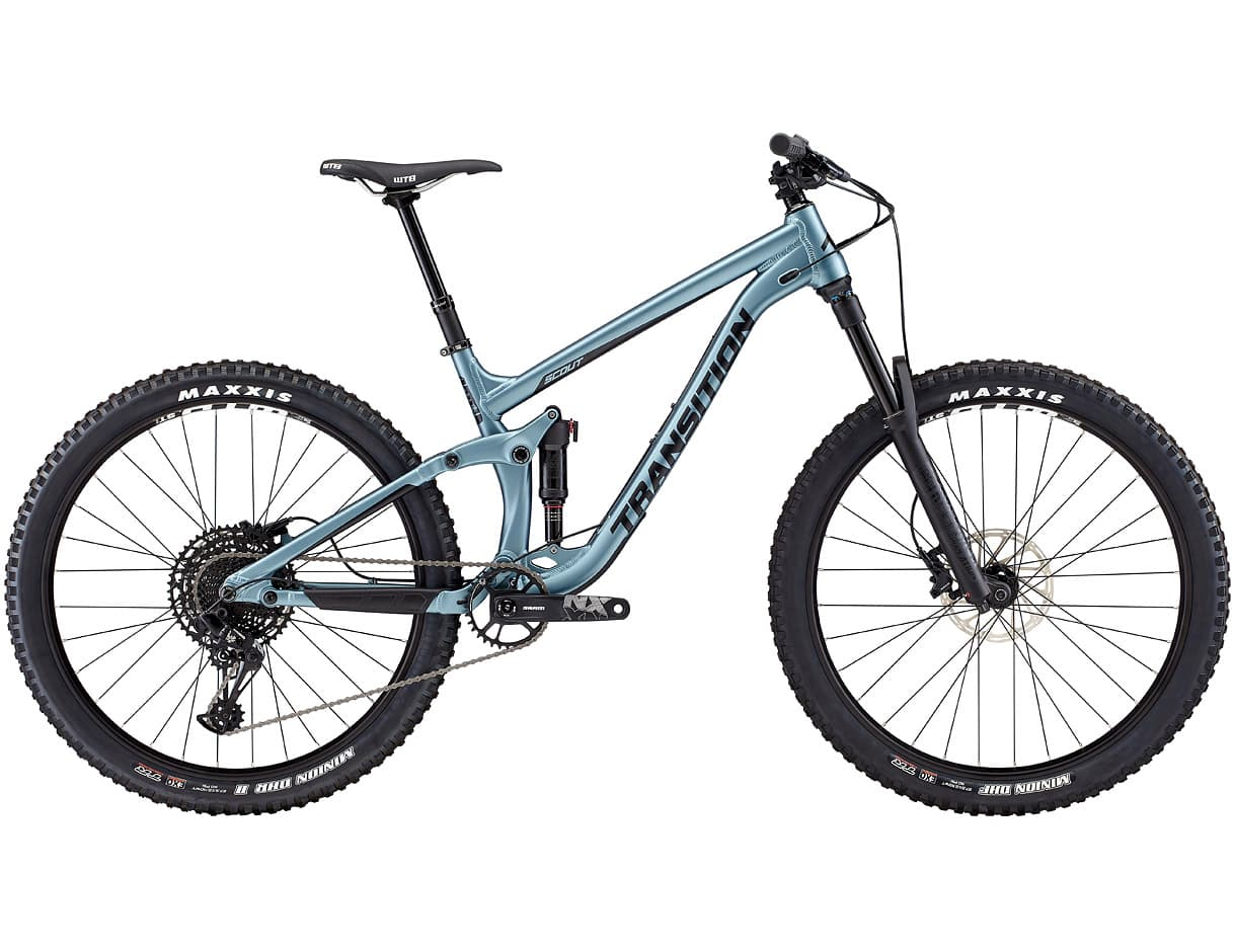 Scout Alloy NX