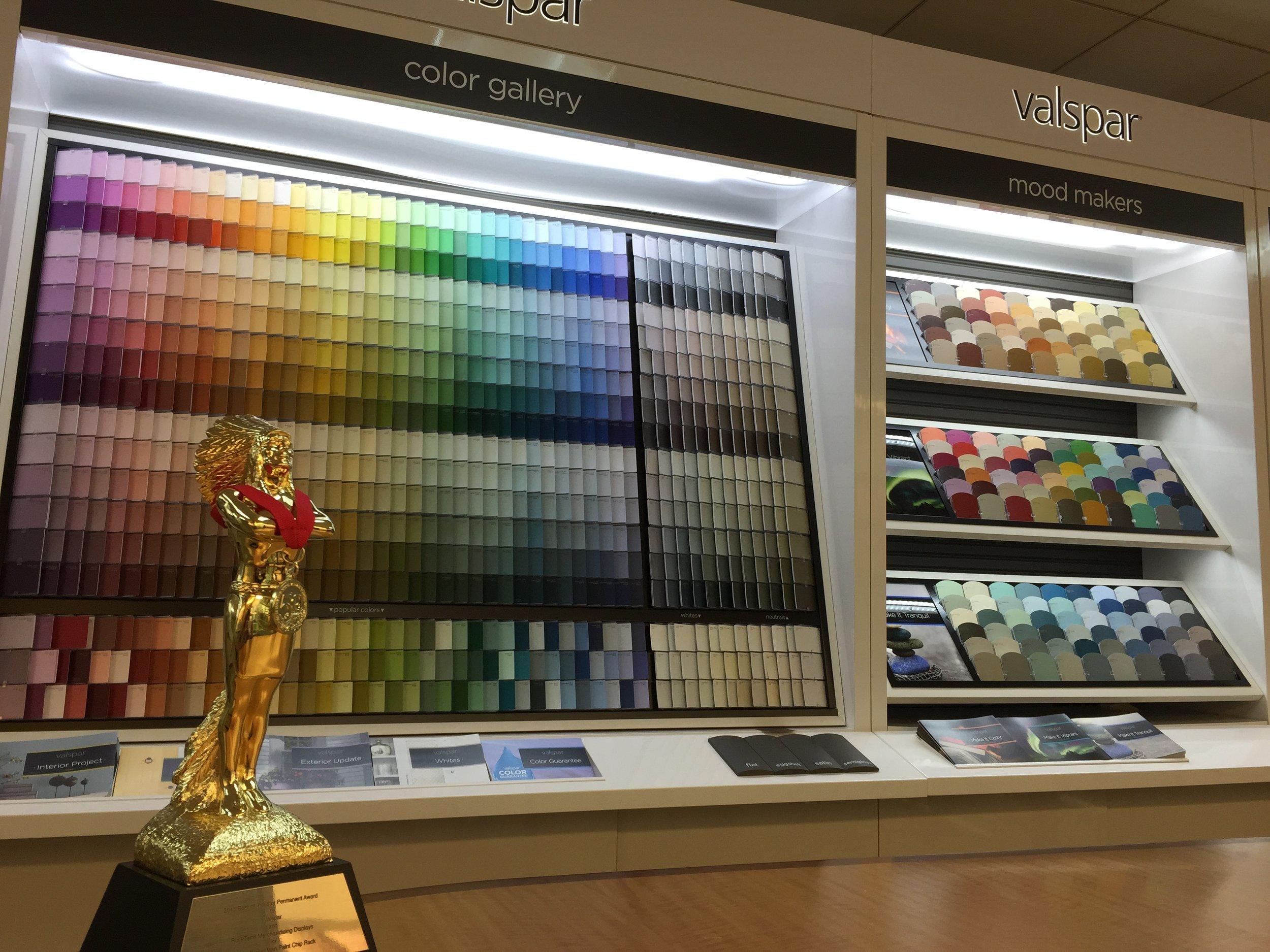 Valspar Consumer Color System