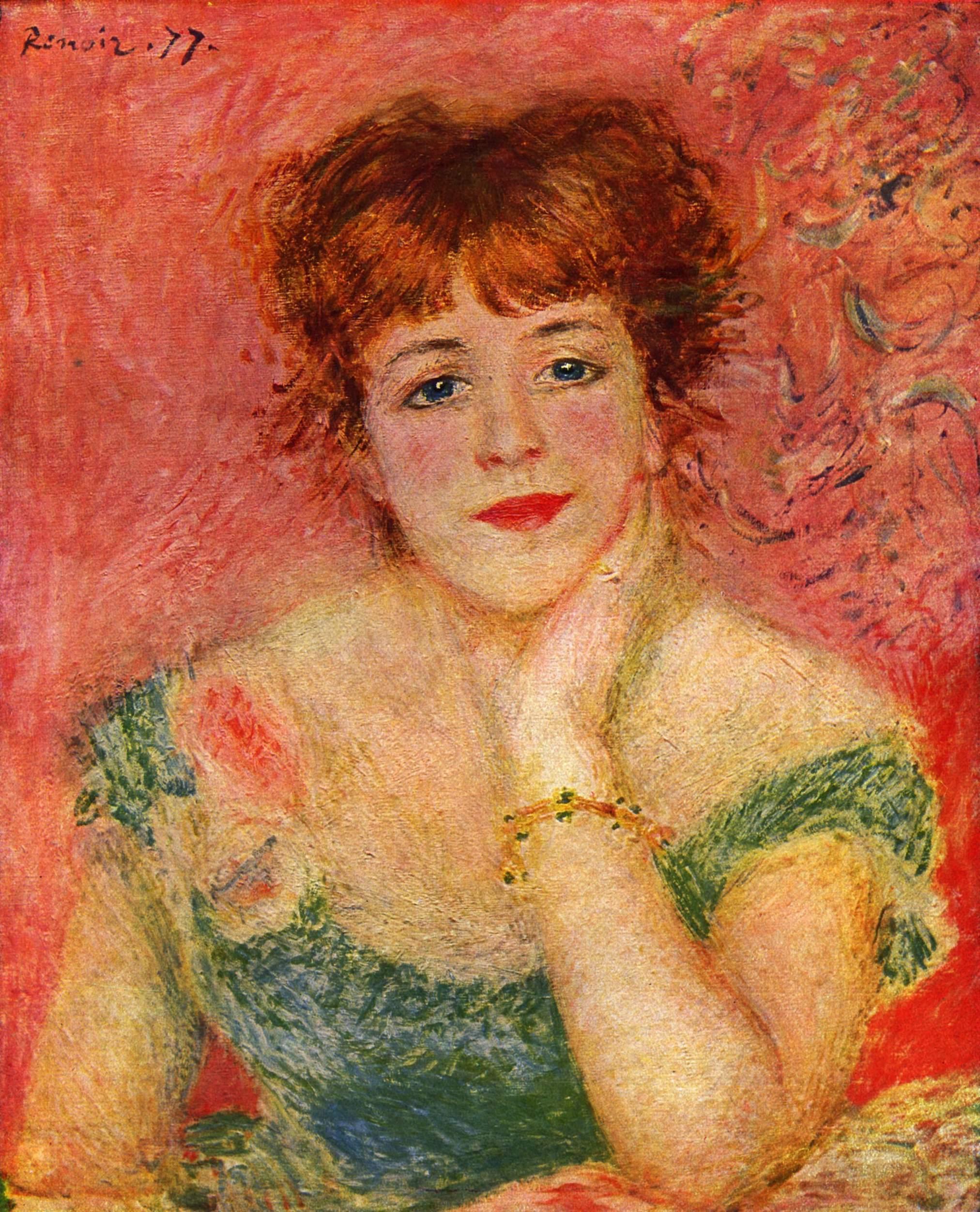 Daydream by Renoir