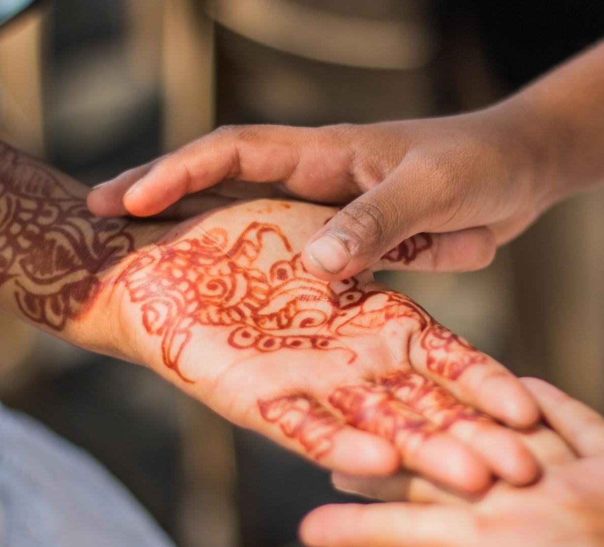 Henna Dye