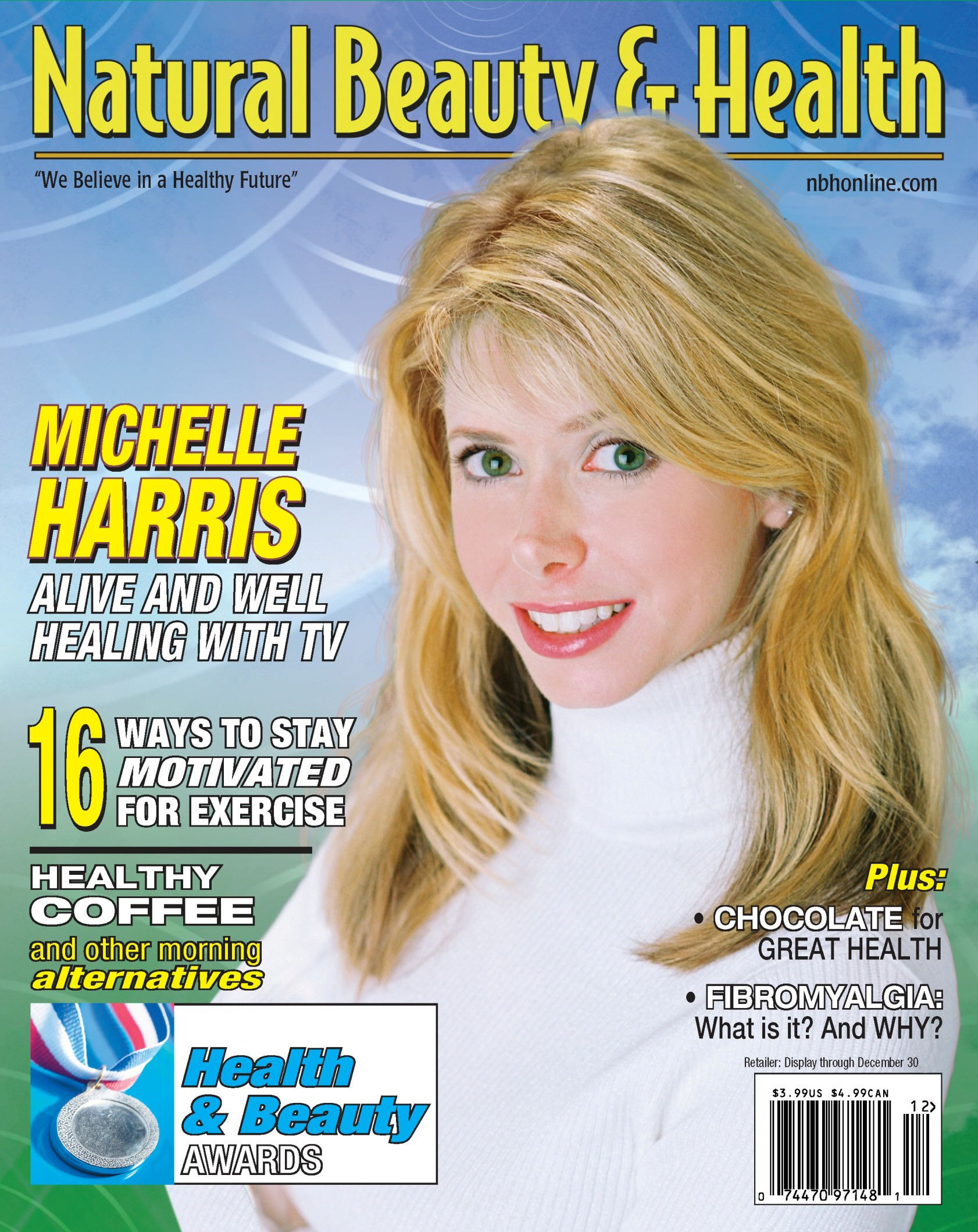 Alive & Well TV Host Michelle Harris - Be Alive and Well