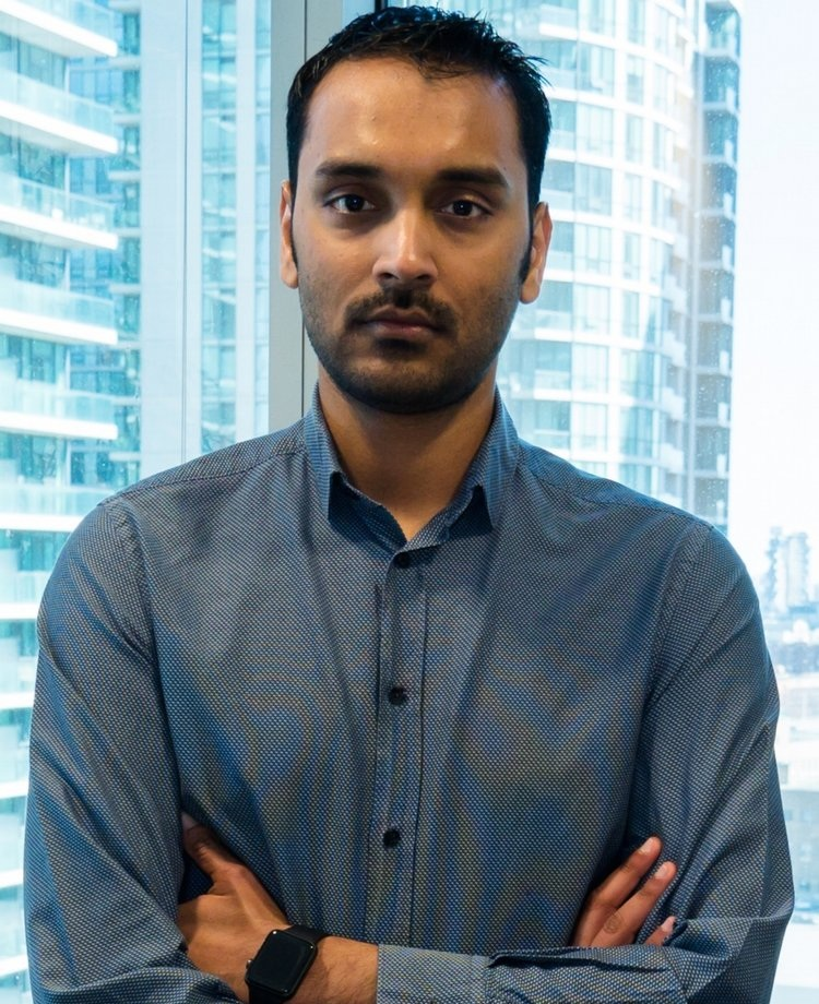 Deepak Goel  Co-founder