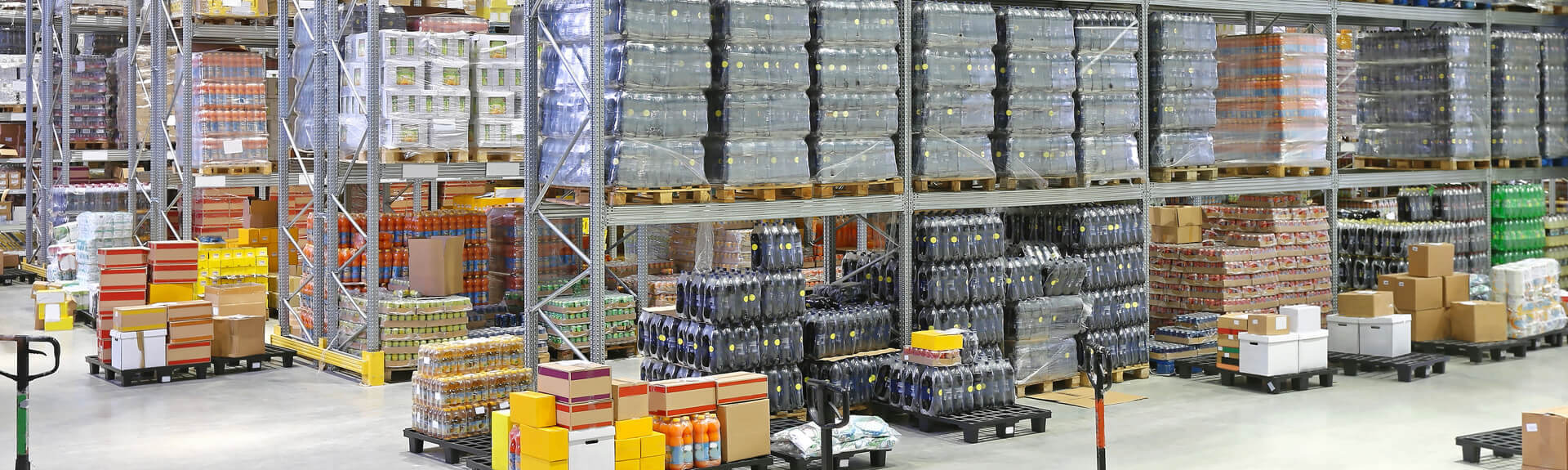 Keep Food Safety Standards at the Forefront with Food Grade Warehousing