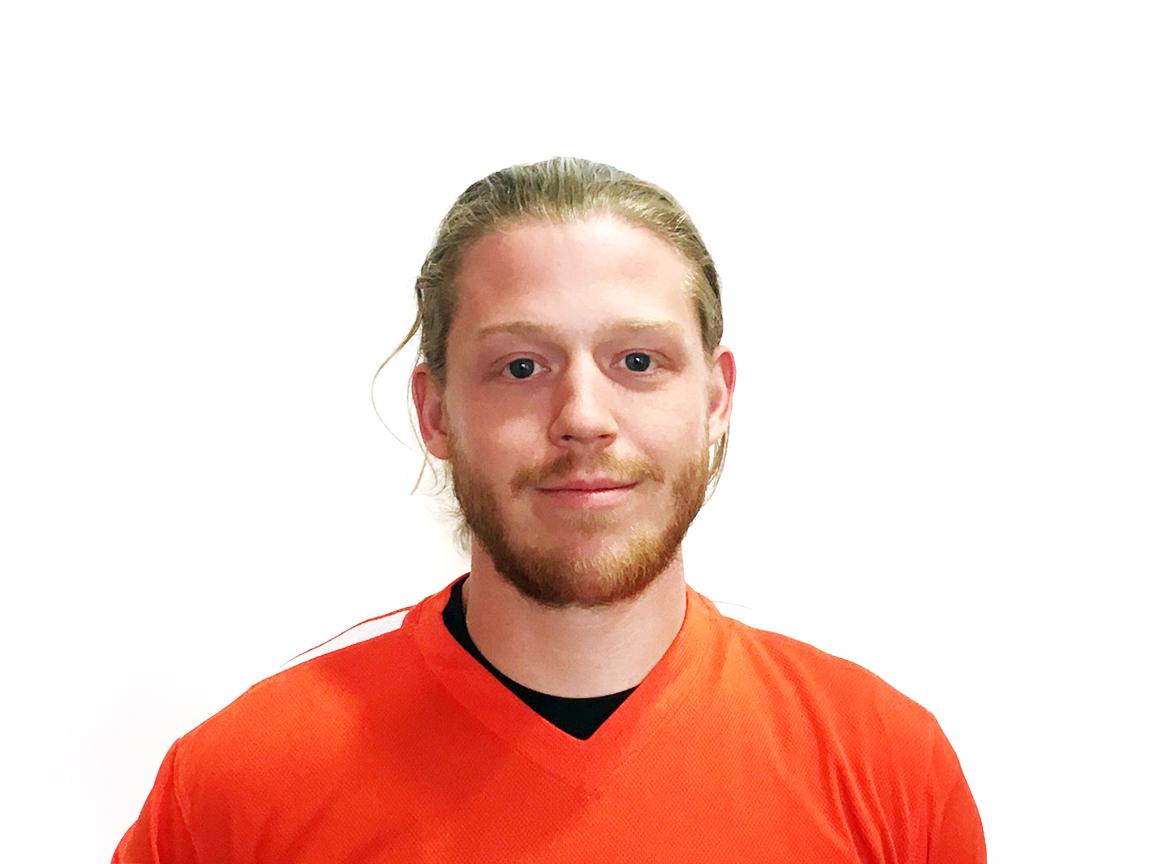 Name: JOHN HALLORAN Position: Mid/F Played Since: 2011