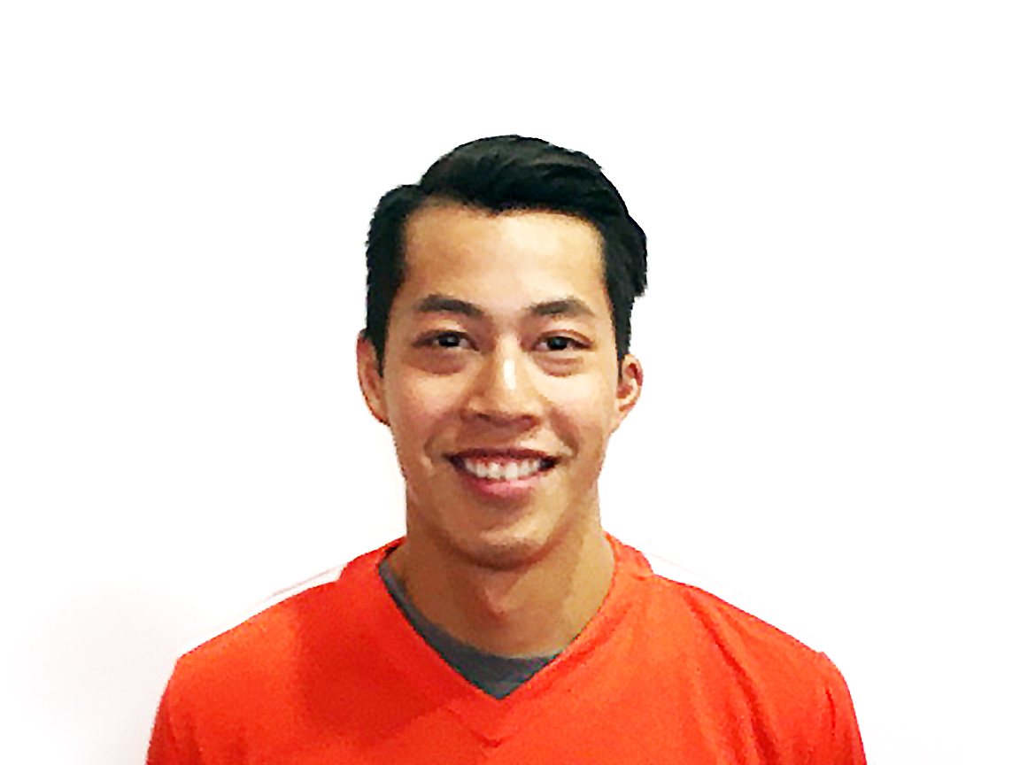 Name: CALVIN MAI Position: D/MID Played Since: 2013