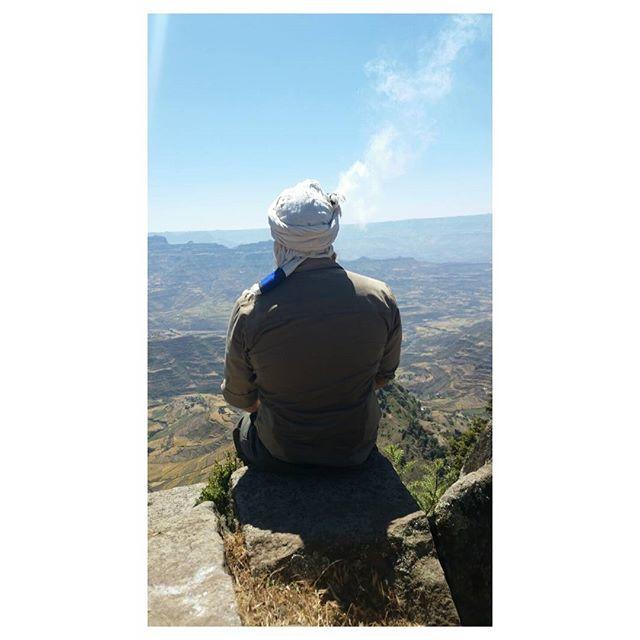 Vape's eye view. #lalibela #amhara #ethiopia #vapelife #vapenation #vapetheworld #vapesfordays #vape #vapecommunity #vapeporn #vapestagram #instavape #clouds #cloudporn #cloudchaser #cloudchasing