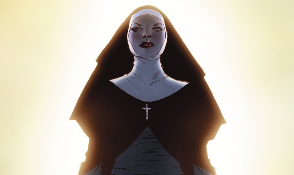 Sisters of Sarrow - a.k.a. Nuns With Guns... This is a thing now...