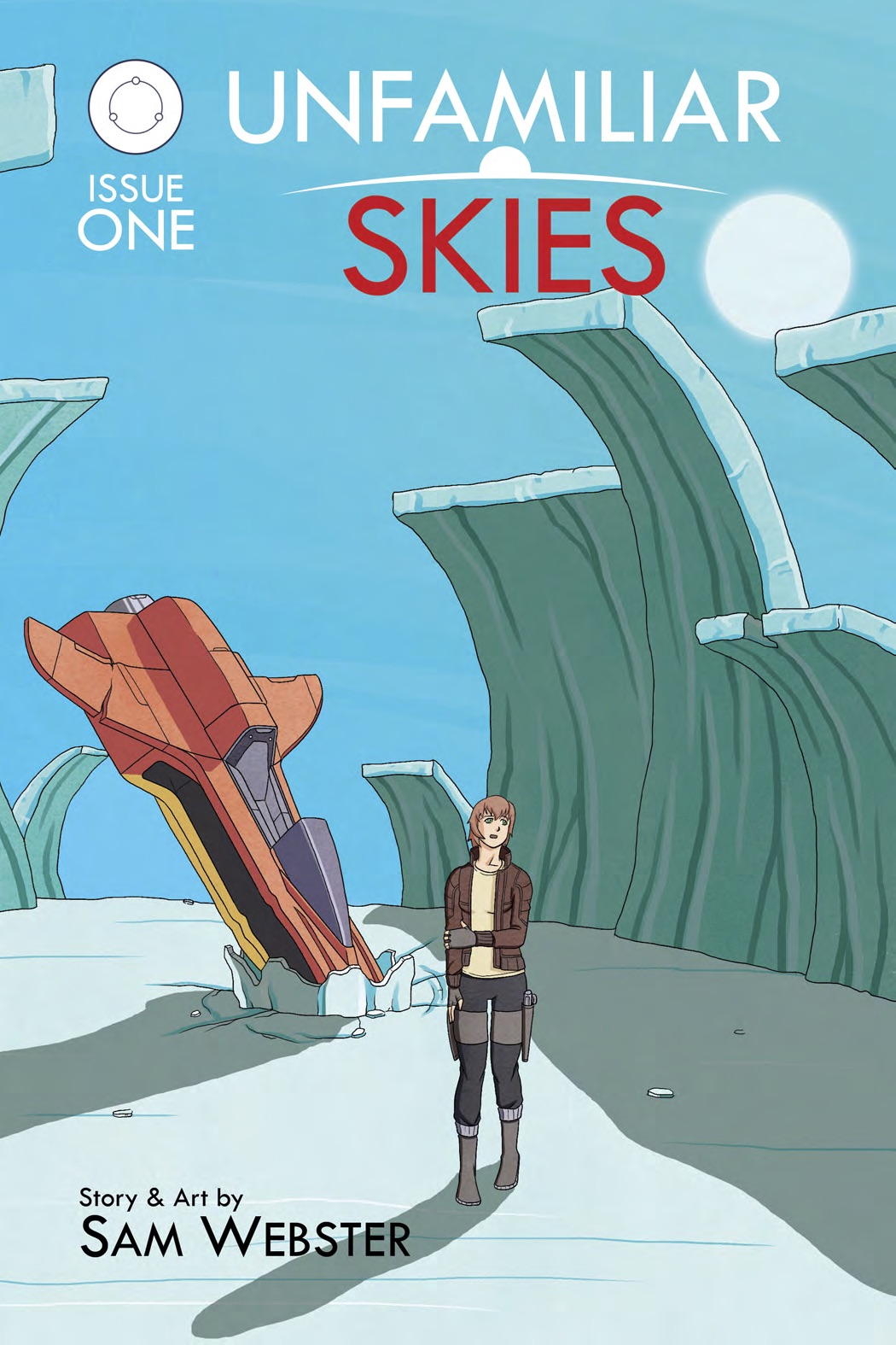 Comic Review Photo - Unfamiliar Skies #1.jpg