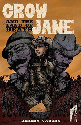 Comic Review Photo - Crow Jane #0.jpg