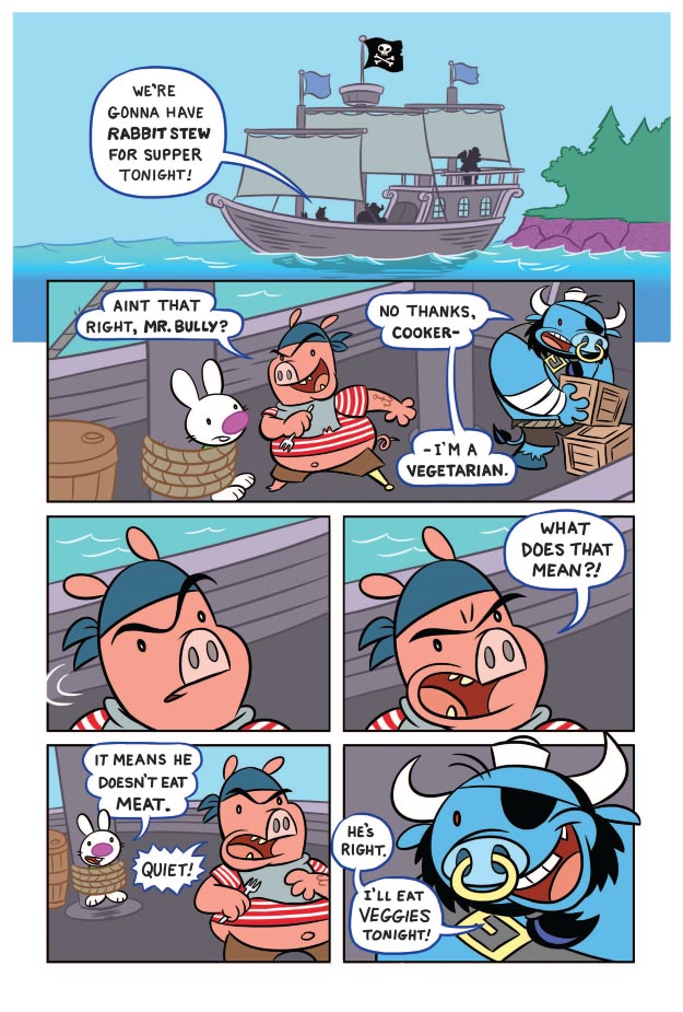 Sami the Samurai Squirrel Welcome to Woodbriar Page 5.jpg