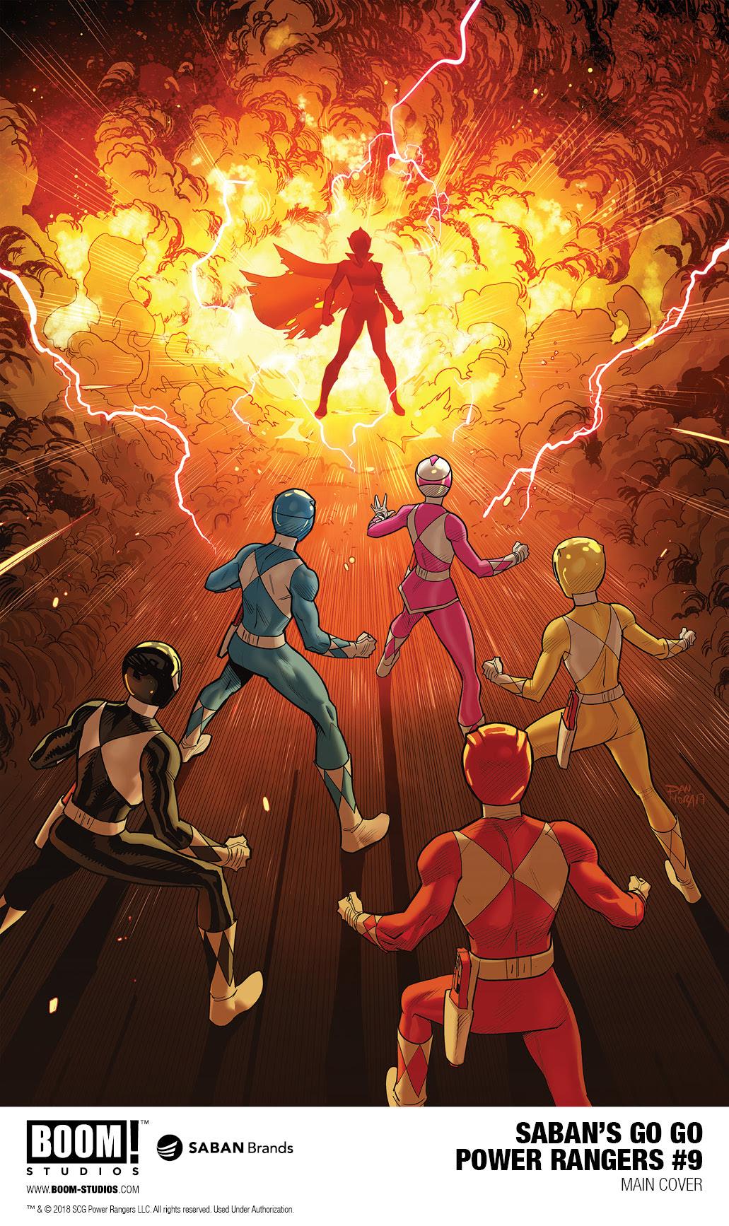 Go Go Power Rangers #9a.jpg