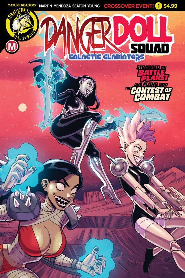 Danger Doll Squad Volume 2 #1 Cover A.jpg