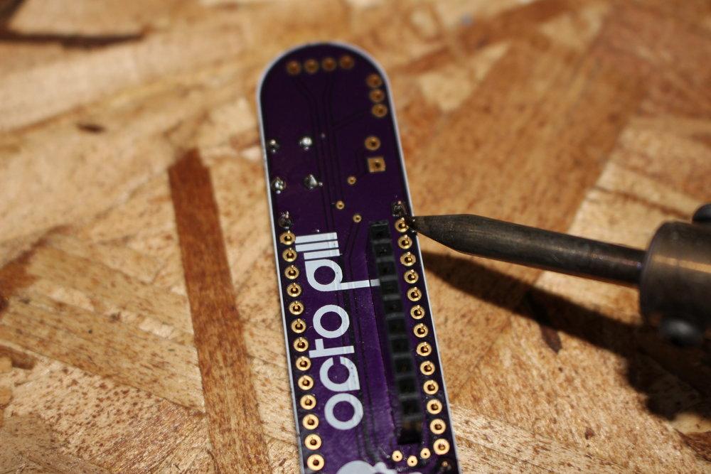 OctoPill -