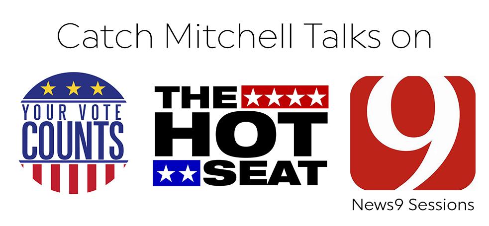 Mitchell Talks - news 9 videos