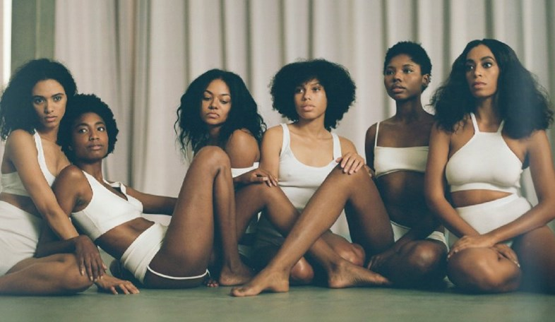 Photo by Solange's A Seat At the Table Interactive Booklet