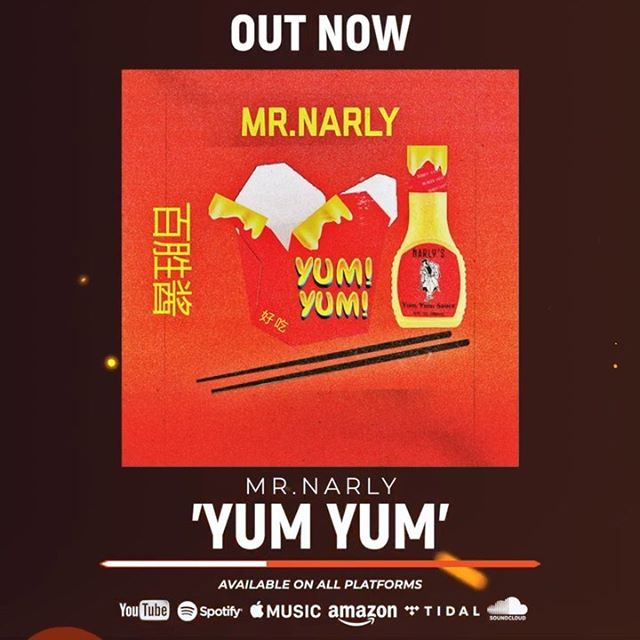 "Stream my new single "" YUM YUM "" everywhere now!  Hit record I'm calling it now, make videos turning up to it and send me them to get posted !  #DJS please get in contact  so I can send this heater ! 🥡🥢🔥 stream it now : http://bit.do/Yum-Yum ( link in bio as well )  Prod: @santanabeats_  video by: @rapstatsmedia  mixed by: @thecraftzman"