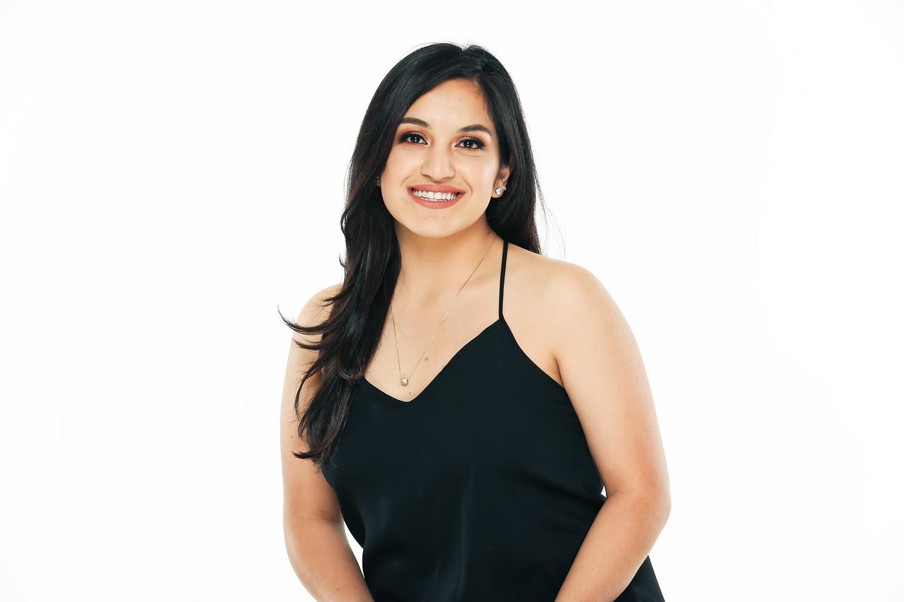 Saira Galindo- RECEPTIONIST