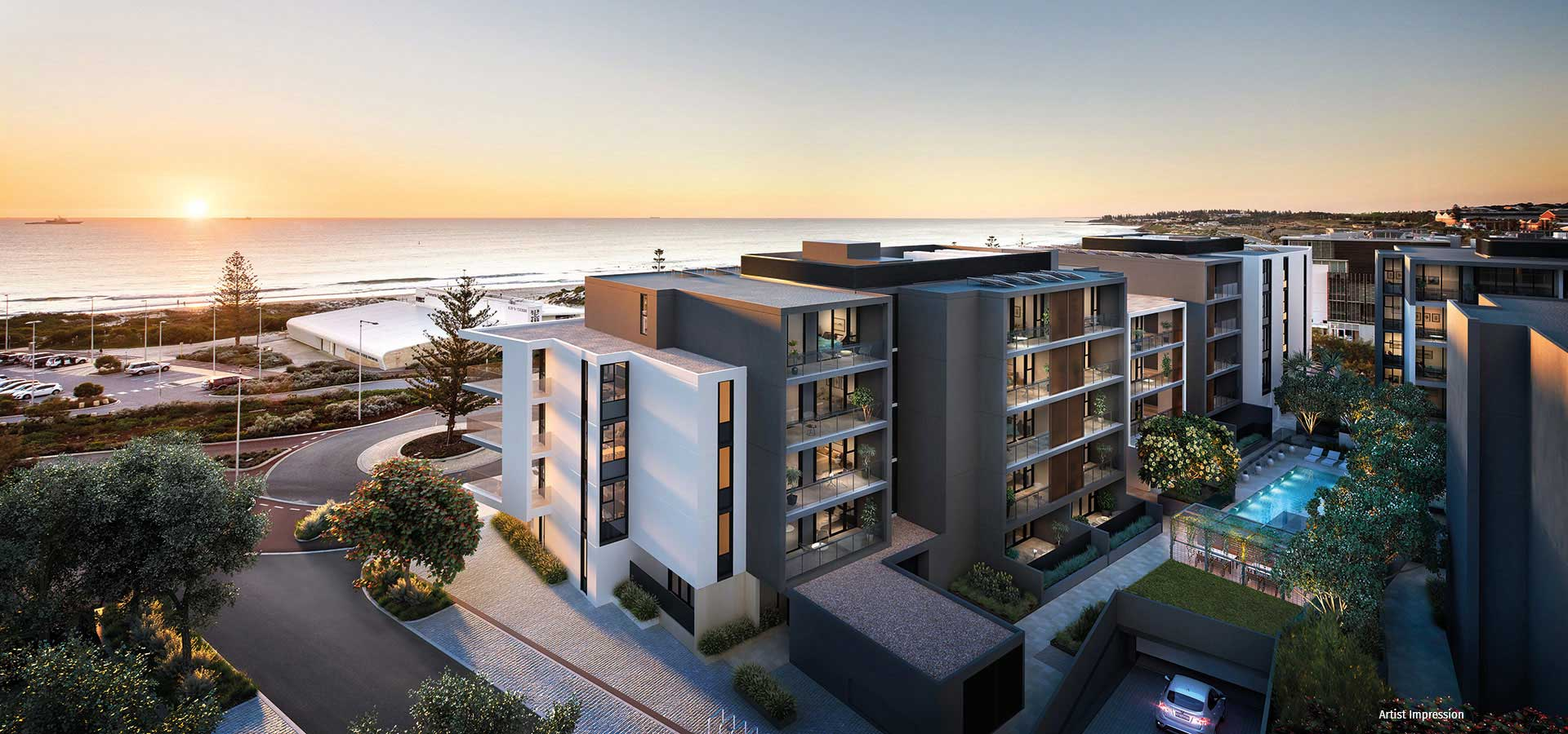 Leighton Beach Apartments