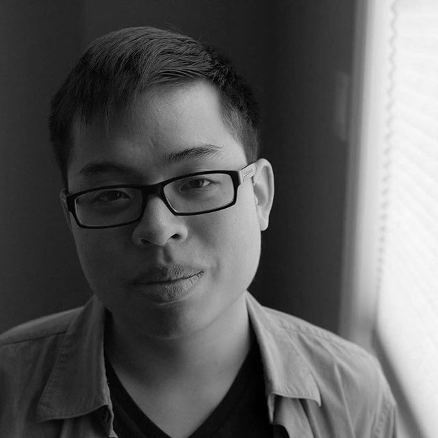 Evan Yee is an award winning filmmaker. As Grayscale's cinematographer, he's creating beautiful black and white imagery that fits perfectly with our 1960s setting. #indiefilm #film #shortfilm #portrait #blackandwhitephotography #grayscale #dp #cinematography #cinematographer