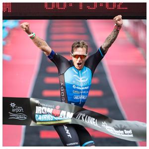 Tim Van Berkel Professional Triathlete