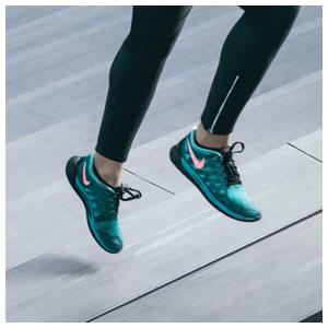 stair strength running workout