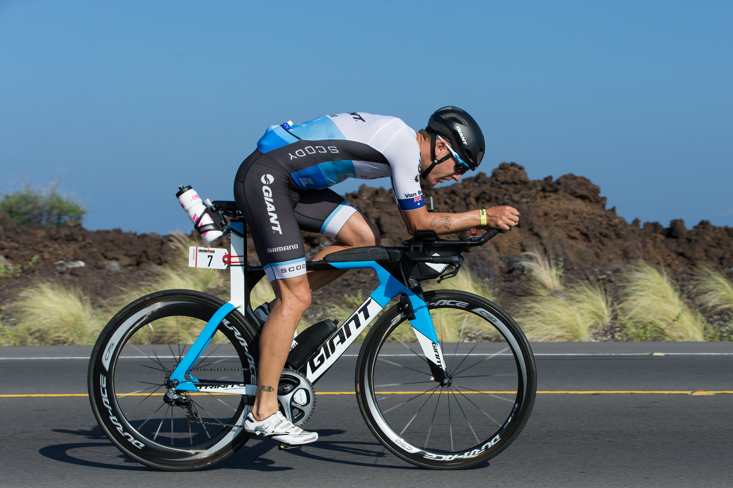 """The kit keeps my activation and mobility on point, which is key for my performance"" - — TIM VAN BERKEL, PRO-TRIATHLETE"