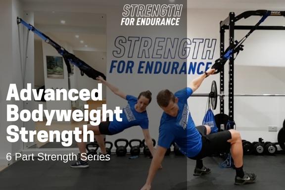 Advanced Bodyweight Strength