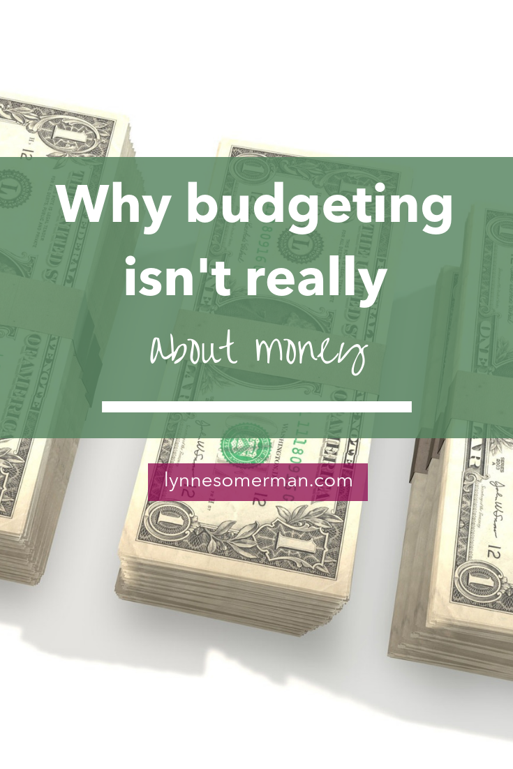 Why budgeting isn't really about money by The Wiser Miser. Here are some tips on how to manage your budget and some of my favourite budgeting tools.