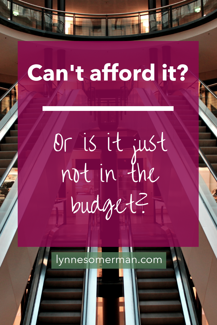 Budgeting tips || Can't afford it? Or is it not in the budget? by The Wiser Miser. Here's some information on how to budget money and how to make a budget.