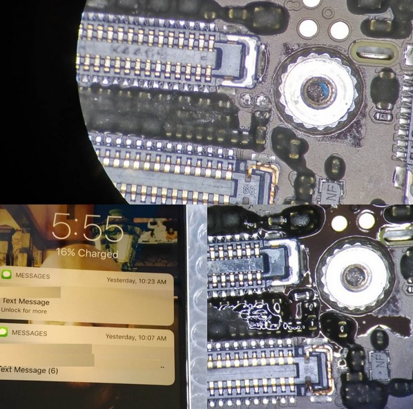 iPhone Micro Soldering Services