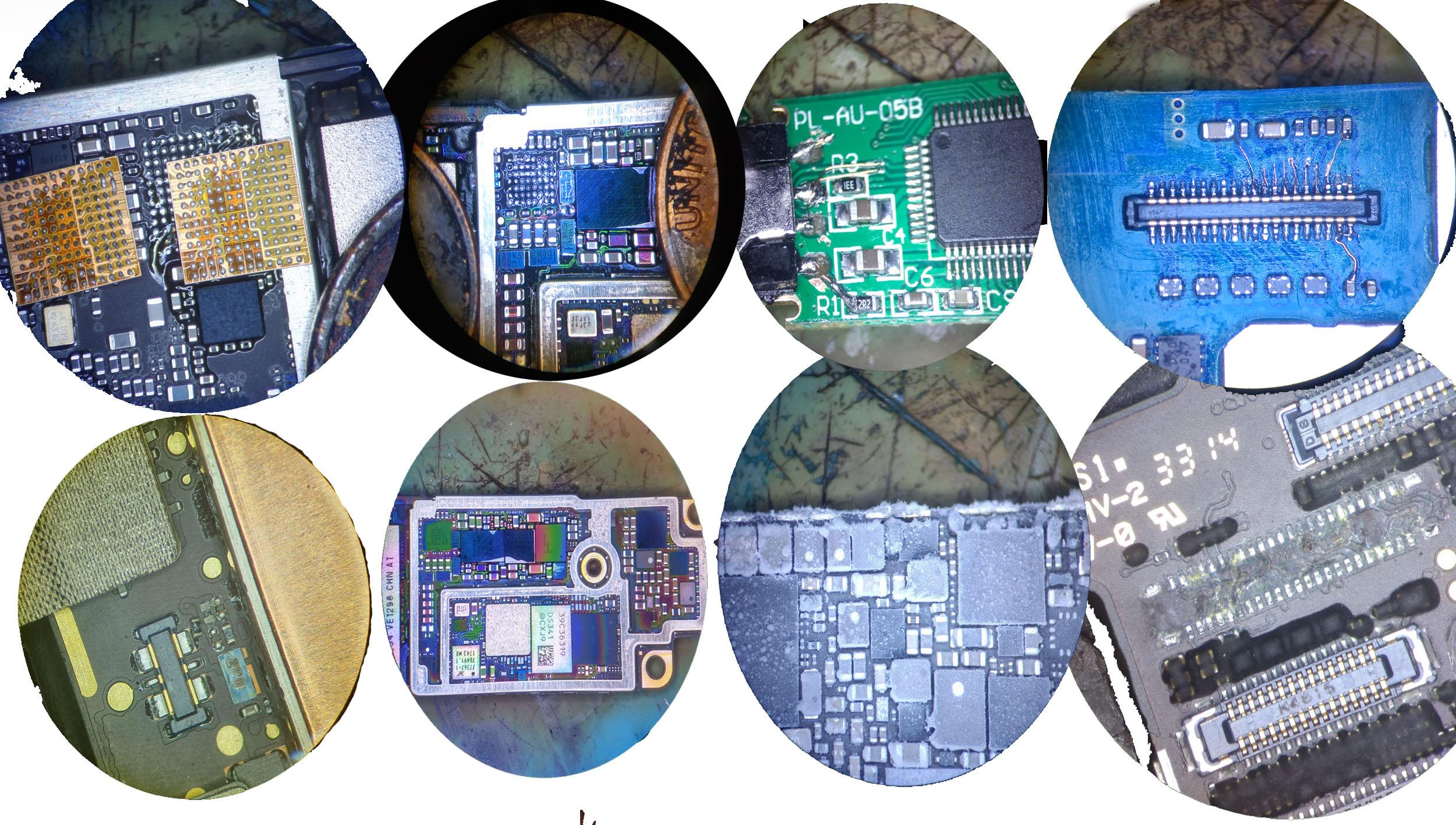 Micro Soldering Repair Services
