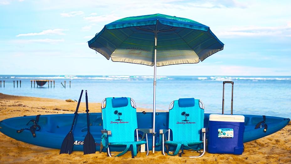 Oahu Beach Gear Rentals - Kailua Package