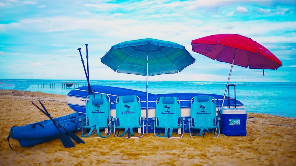 Oahu Beach Gear Rentals - Castle Package
