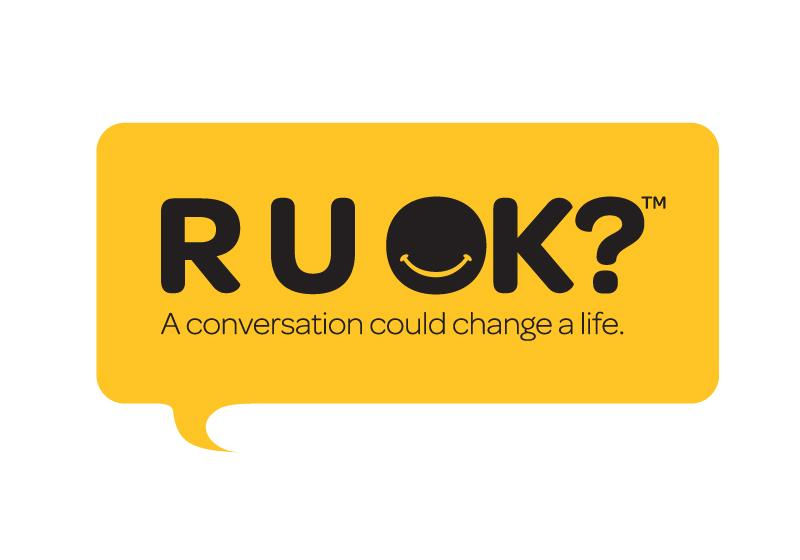 RU OK? - If you're worried about someone who's struggling with life, R U OK? has some great tools and resources to help you start a conversation.