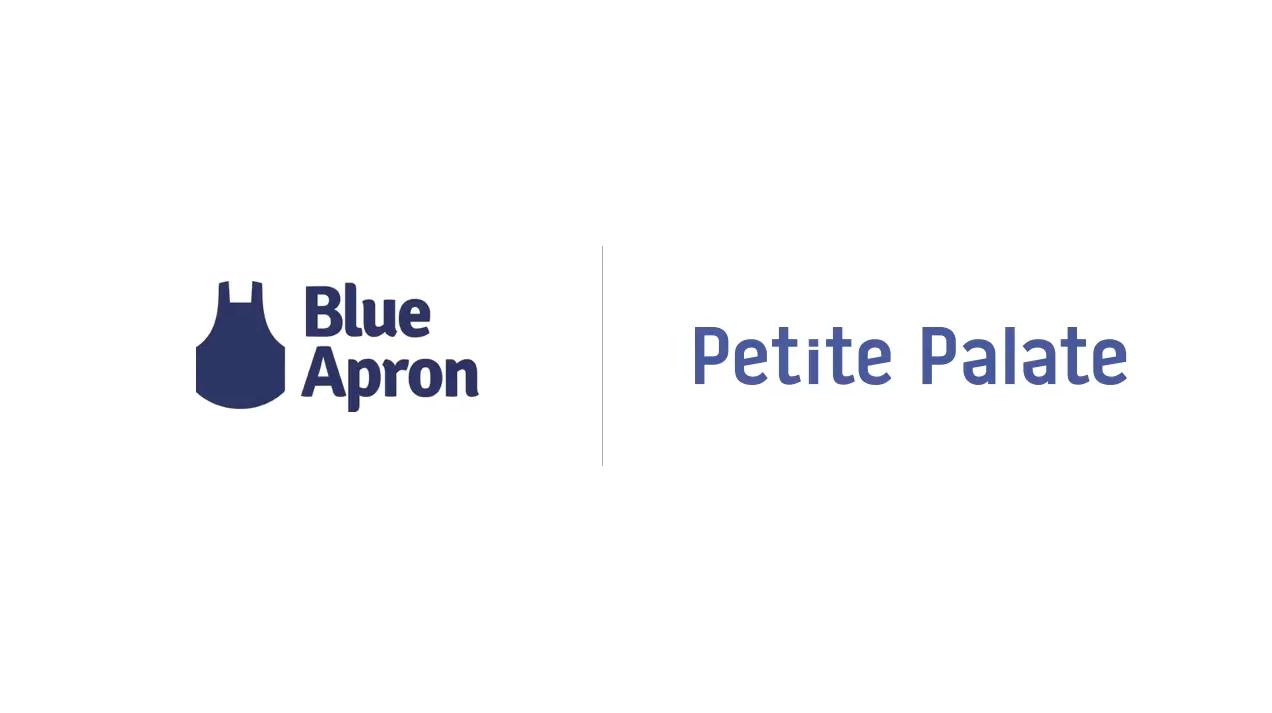 Blue Apron | Petite Palate — Jessica Muljadi