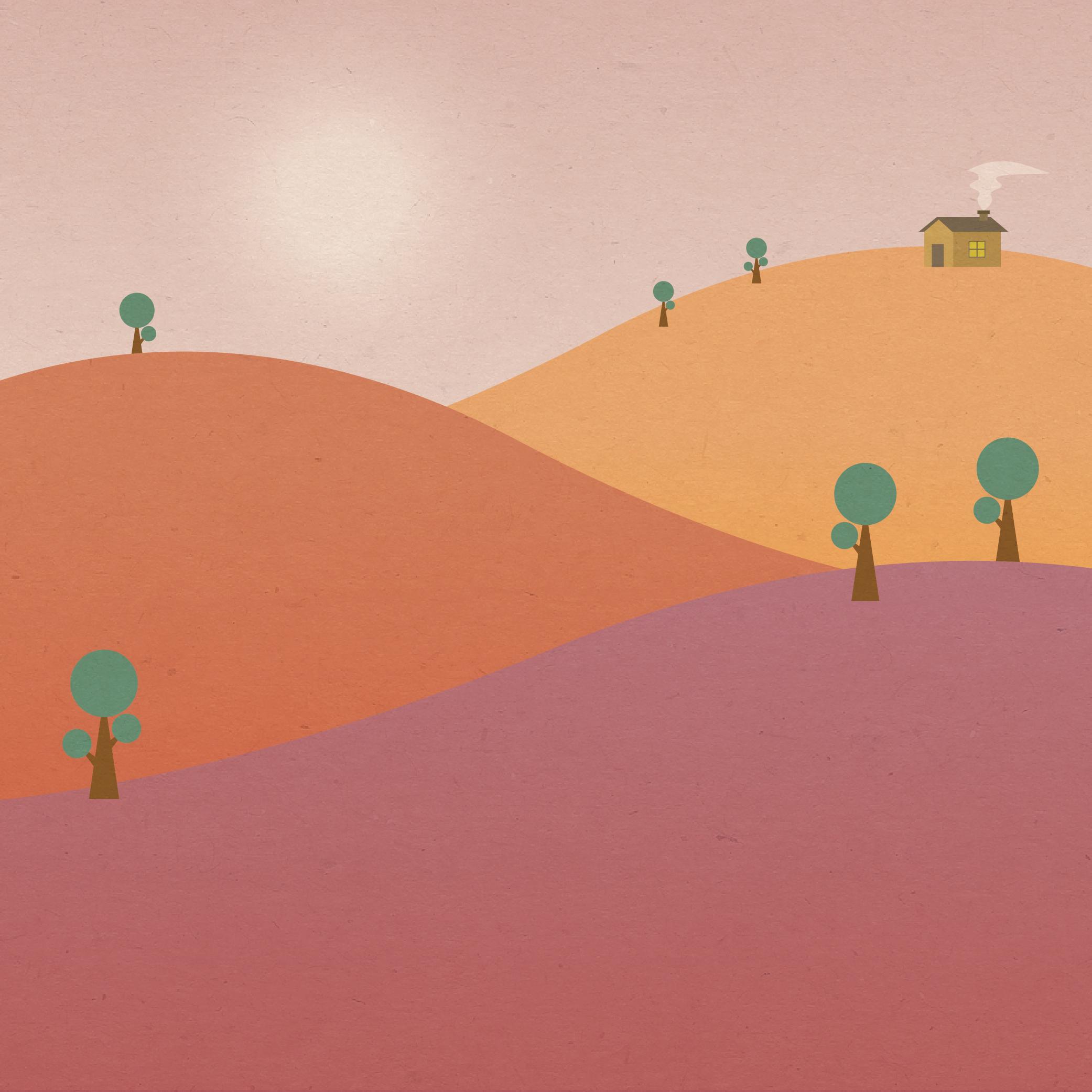 Sunset Hills - Apollo Creative Co - Hampshire Graphic Design