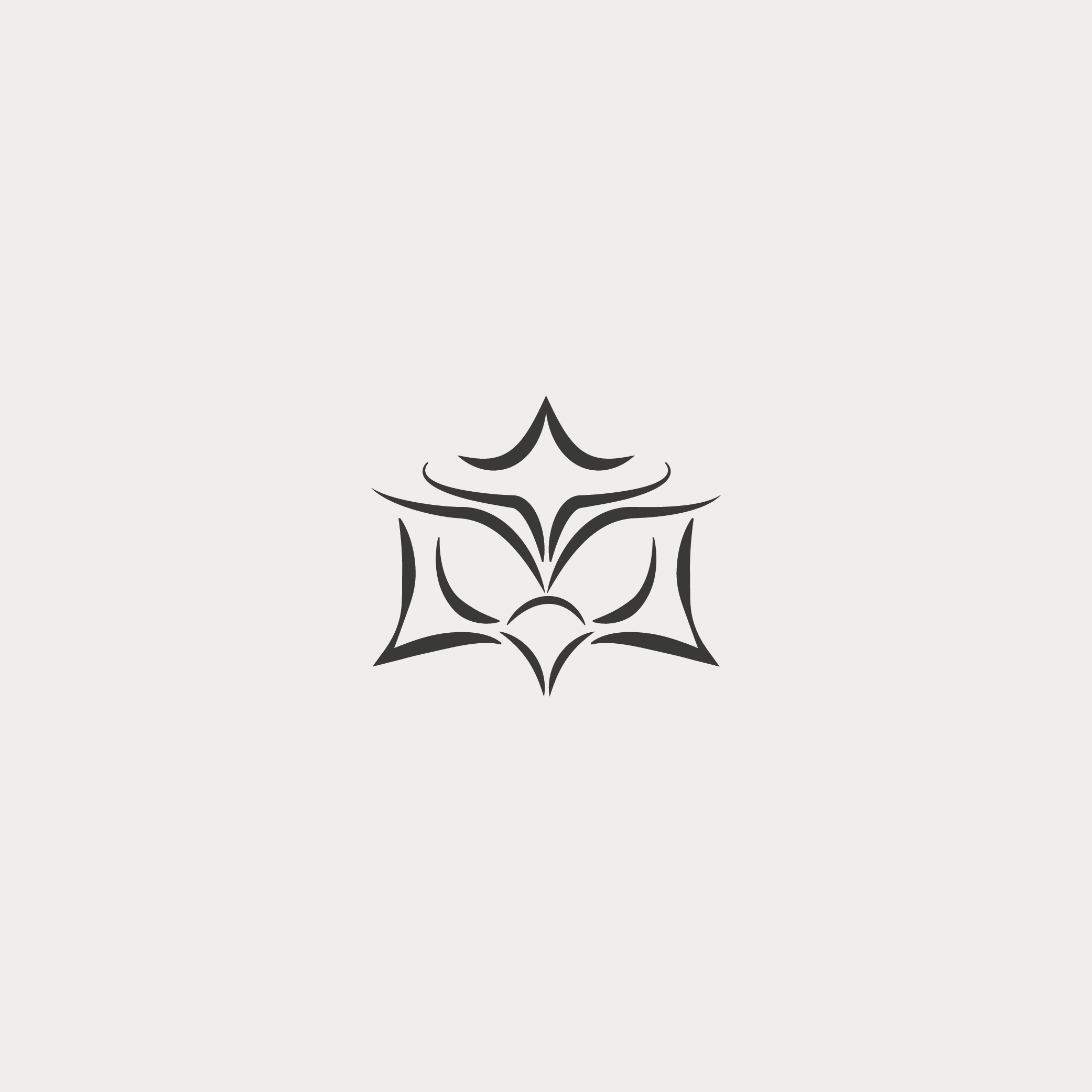 Crown Bird - Apollo Creative Co - Hampshire Graphic Design
