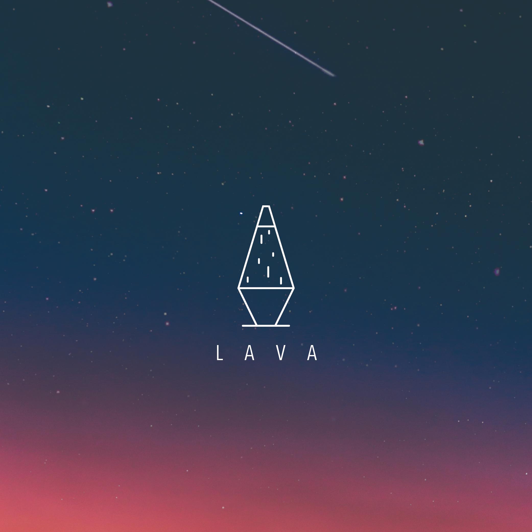 Lava Logo - Apollo Creative Co - Hampshire Graphic Design