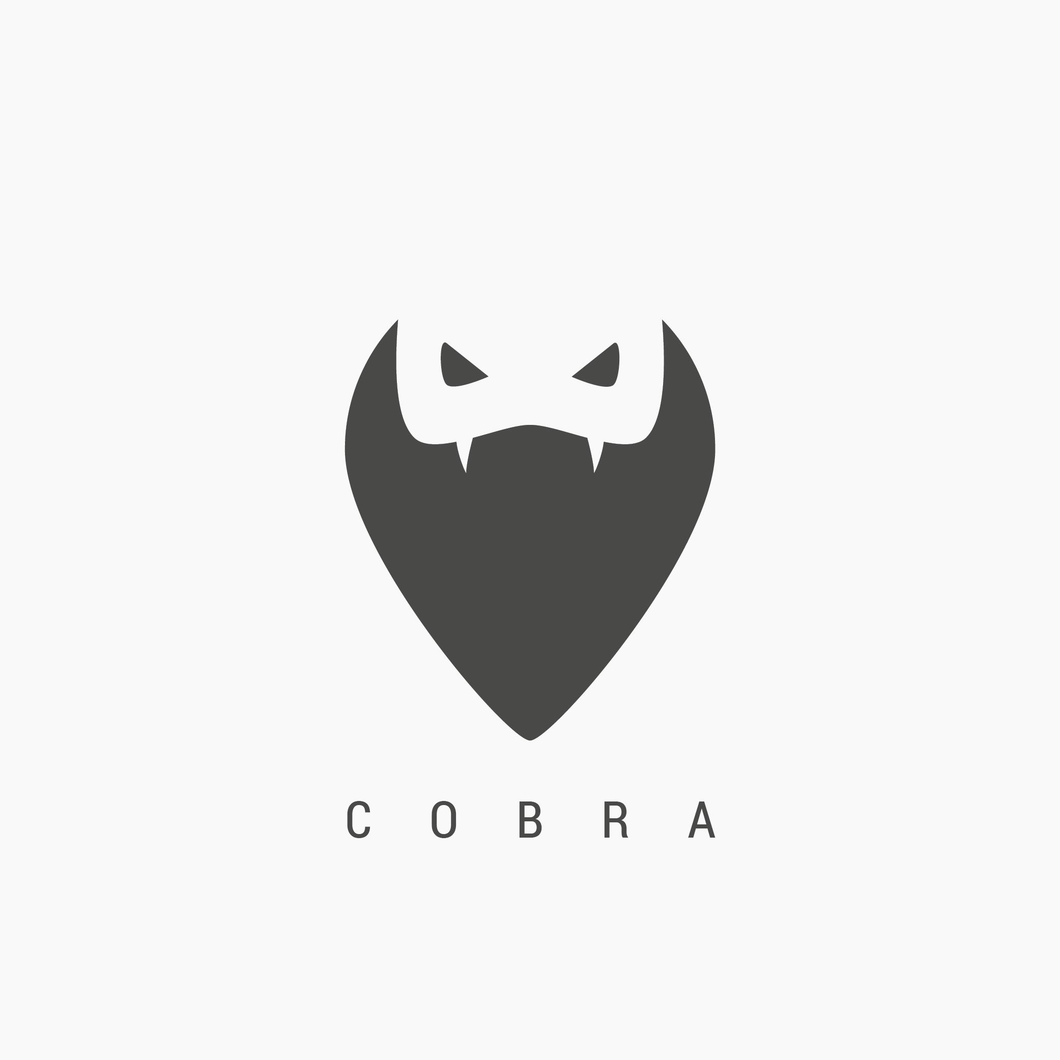 Cobra Logo - Apollo Creative Co - Hampshire Graphic Design