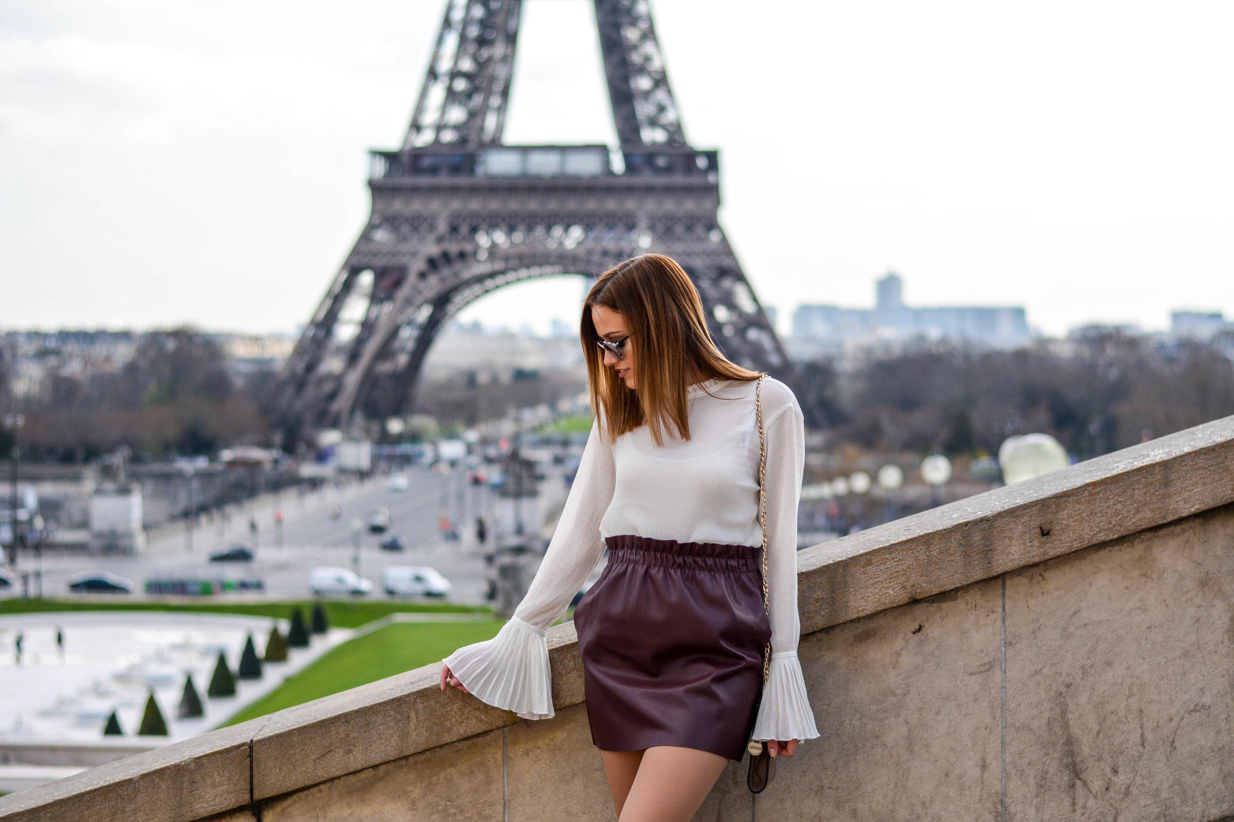 mainstream chic paris style