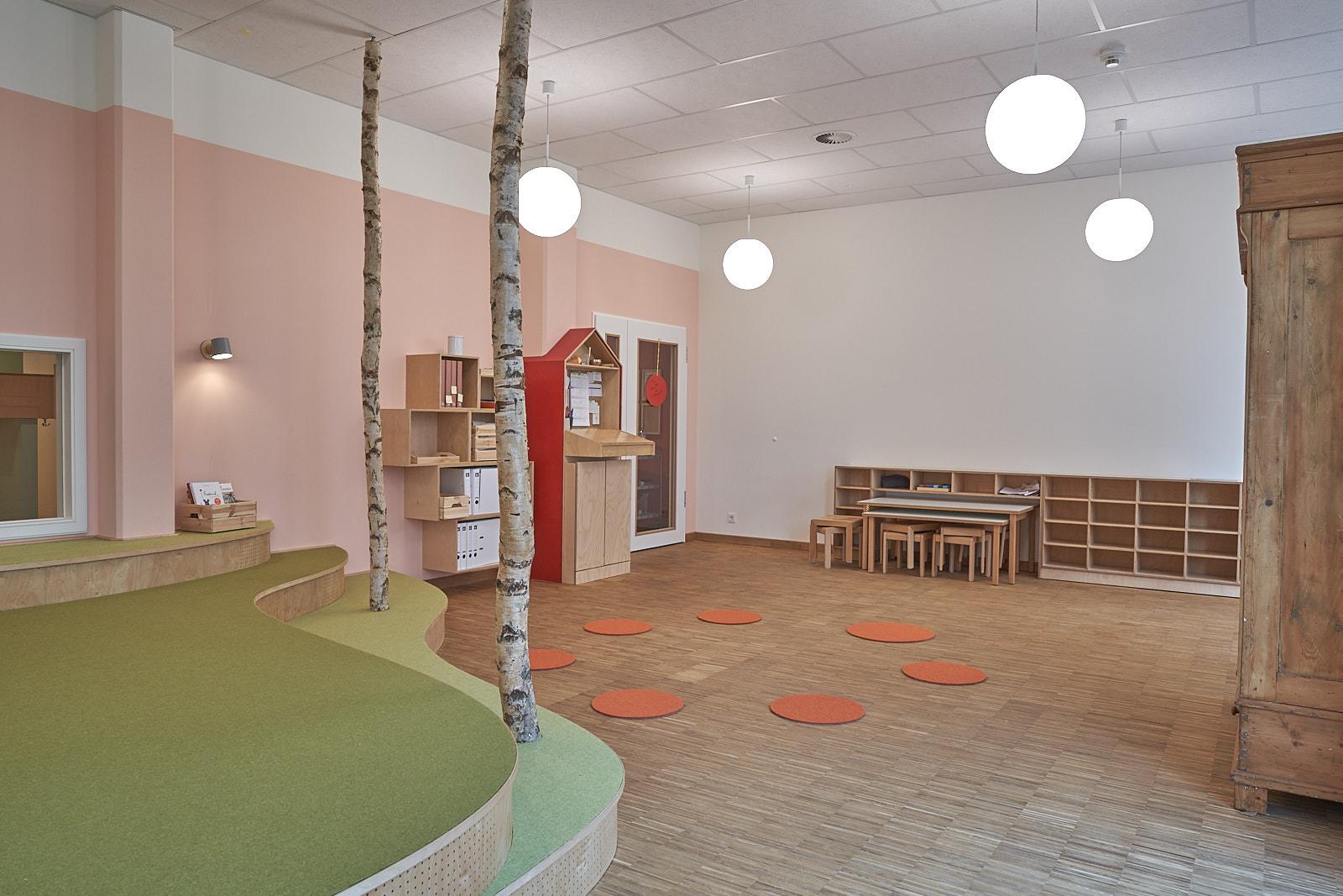 Hamburg, Neue Mitte Altona, Moete, Kita Sandvika, Bauraum, Baupodest, Rollenspiel, Kita, Kindergarten, Kindertagesstätte, Krippe 03.jpg