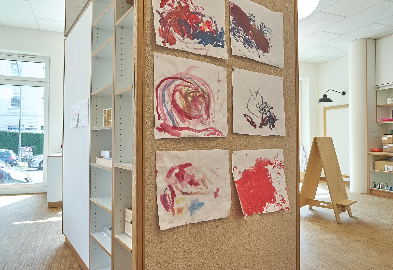 Hamburg, Neue Mitte Altona, Moete, Kita Sandvika, Atelier, Lernwerkstatt, Kita, Kindergarten, Kindertagesstätte, Krippe 06.jpg