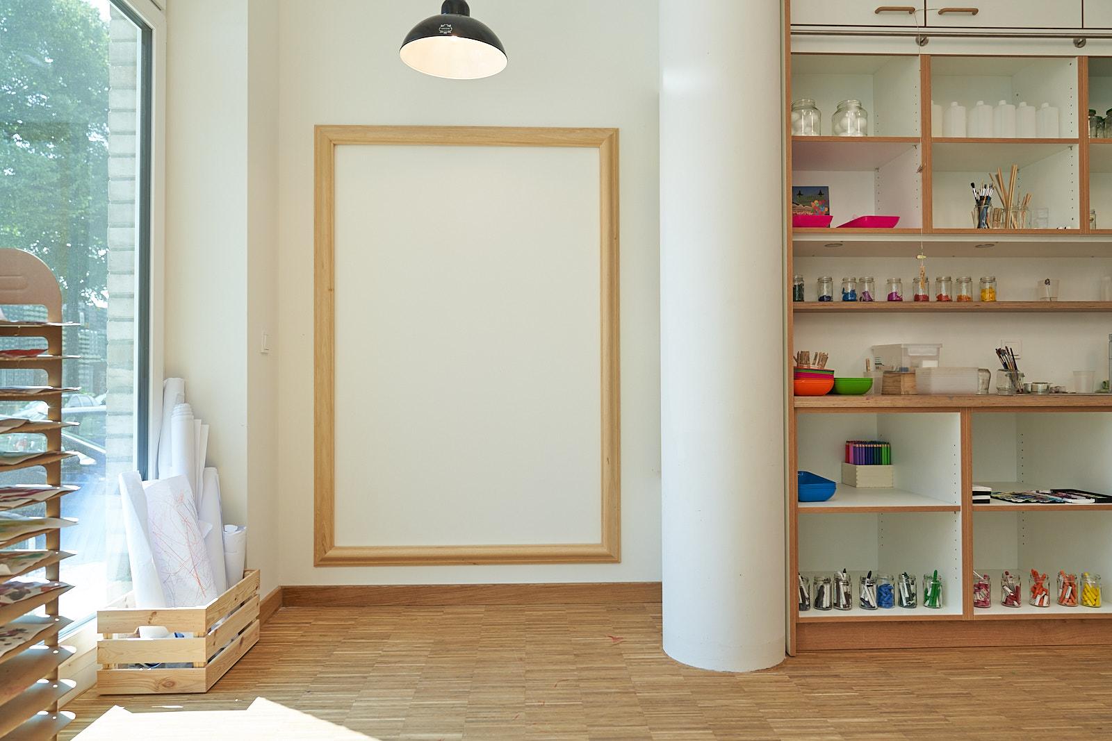 Hamburg, Neue Mitte Altona, Moete, Kita Sandvika, Atelier, Lernwerkstatt, Kita, Kindergarten, Kindertagesstätte, Krippe 07.jpg