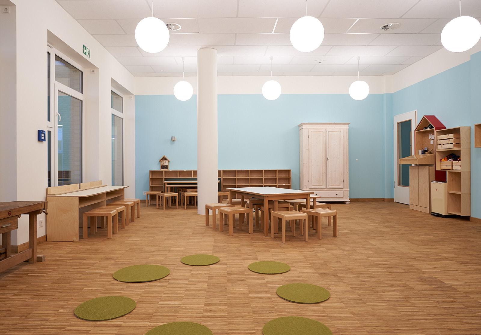 Hamburg, Neue Mitte Altona, Moete, Kita Sandvika, Forscherraum, Lernwerkstatt, Kita, Kindergarten, Kindertagesstätte, Elementarpädagogik 01.jpg