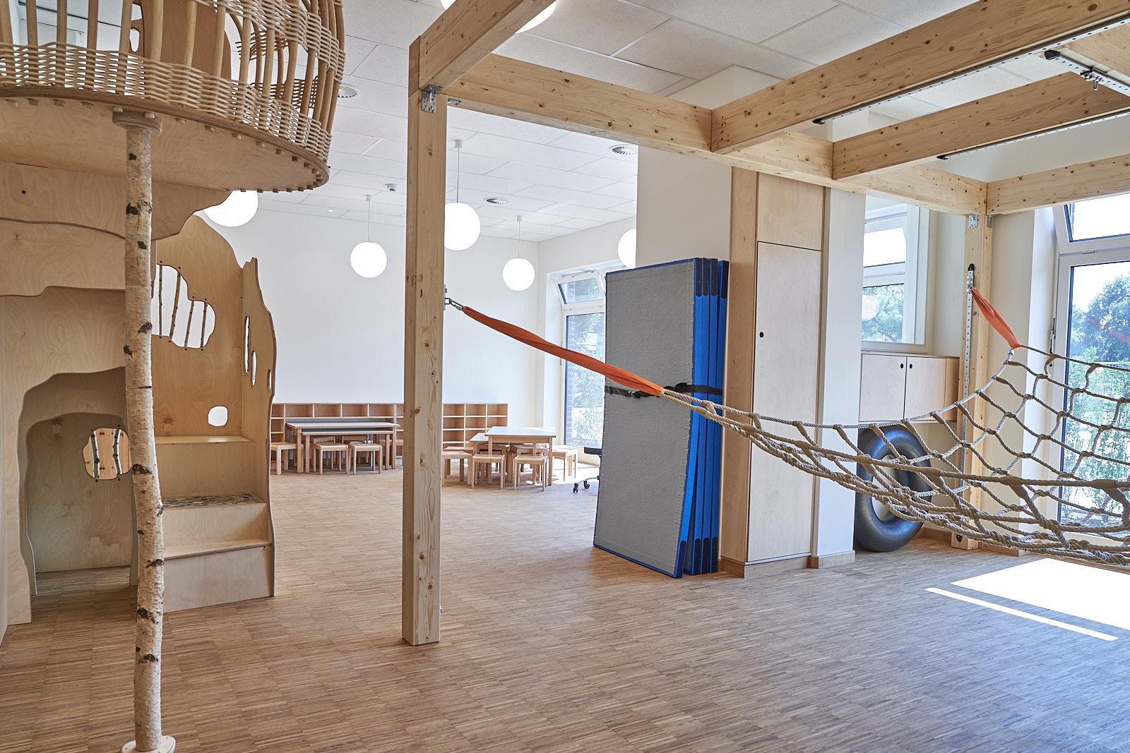 Kita Sandvika - Hamburg, Neue Mitte Altona