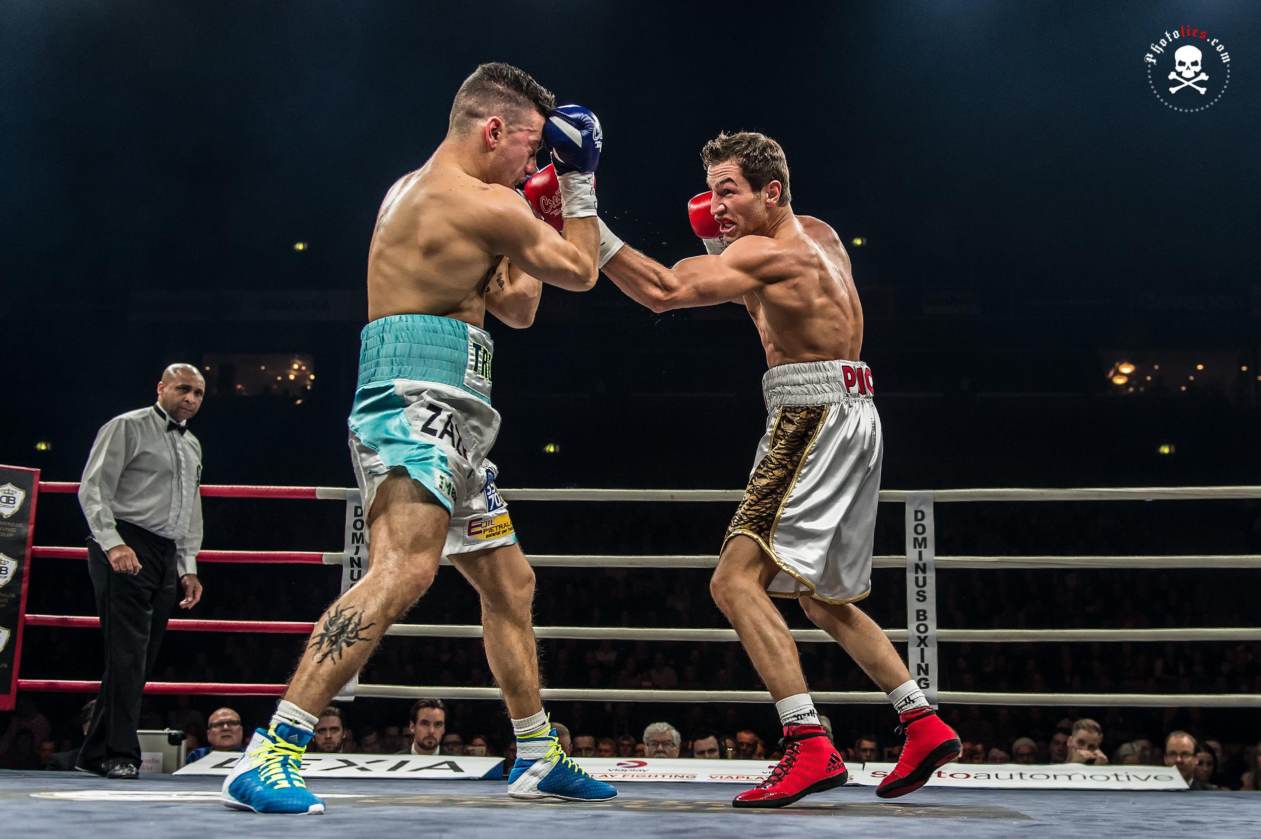 Edis Tatli vs. Manuel Lancia