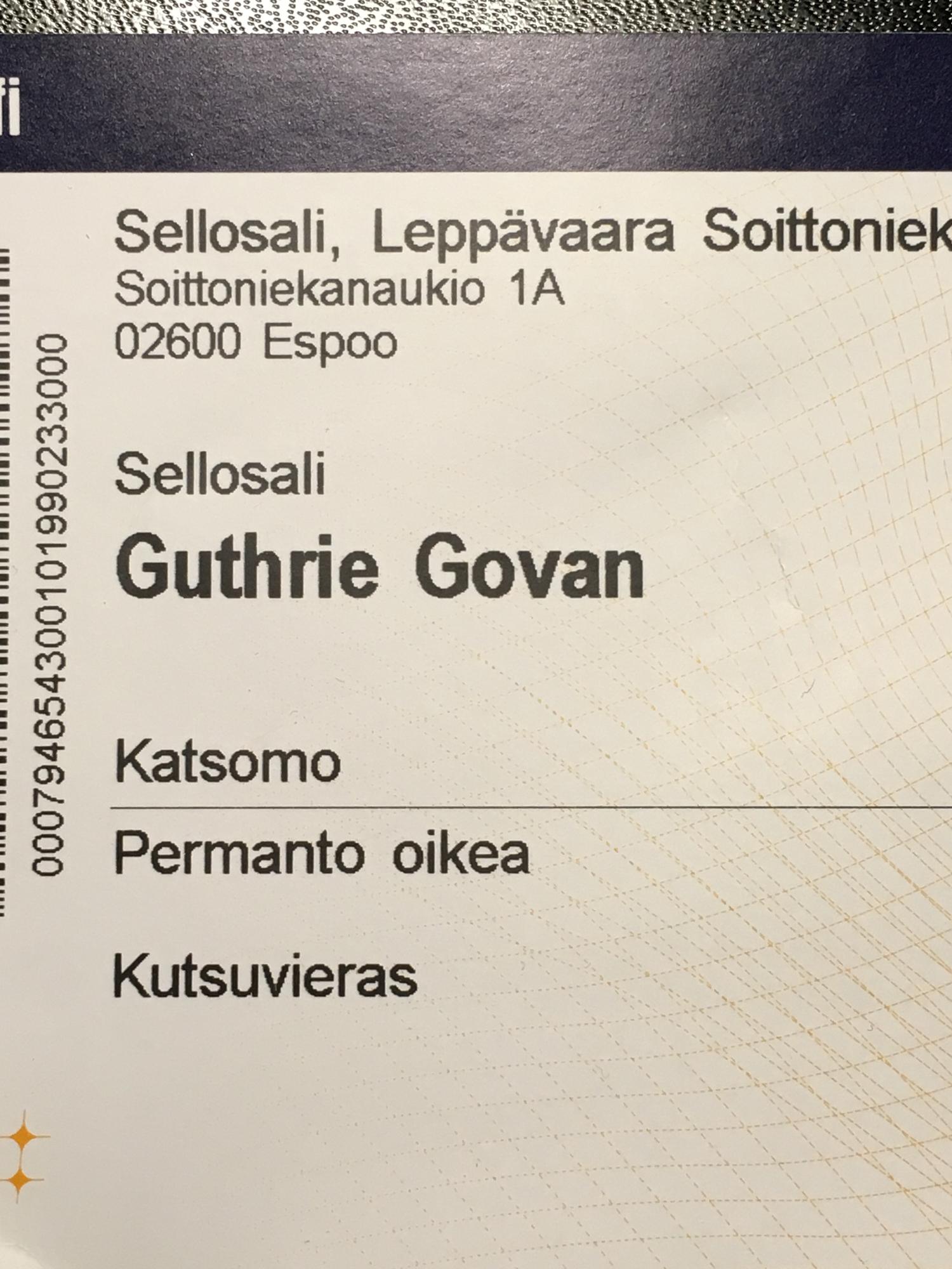 Guthrie Govan