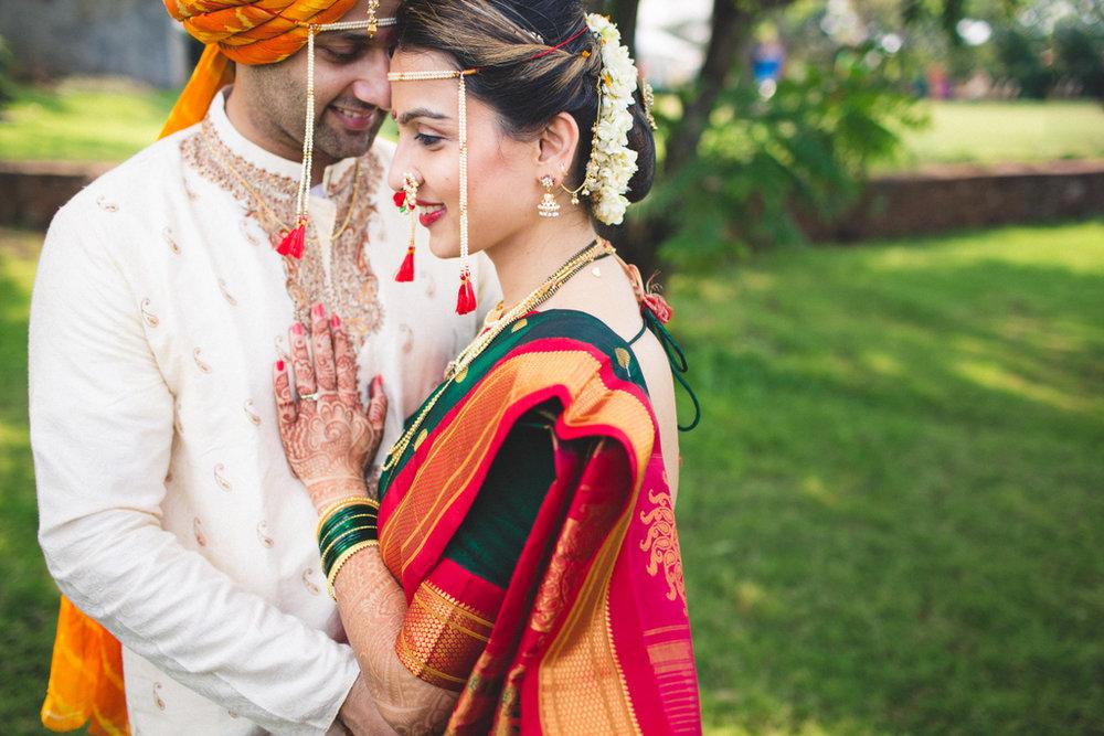 Marathi Wedding Photo Blog Intocandid Photography